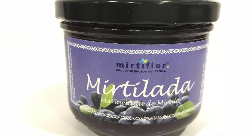 mirtiflor mirtilo marmelada mirtilada